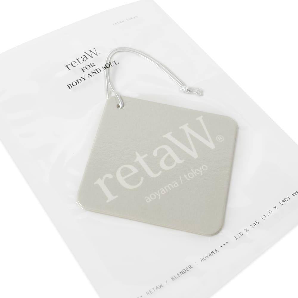 retaW Fragrance Car Tag - Barney*