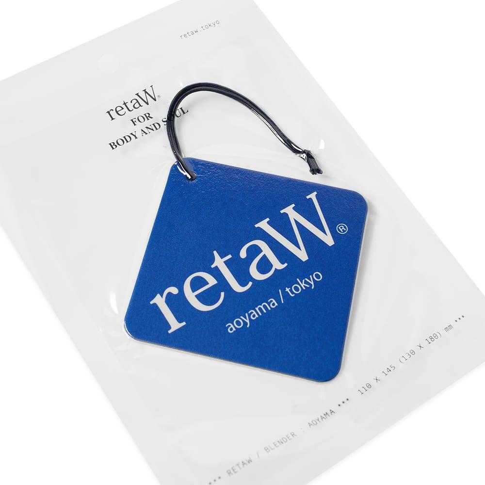 retaW Fragrance Car Tag - Isley*