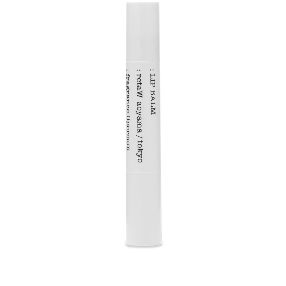 retaW x Fragment Design Lip Balm - White
