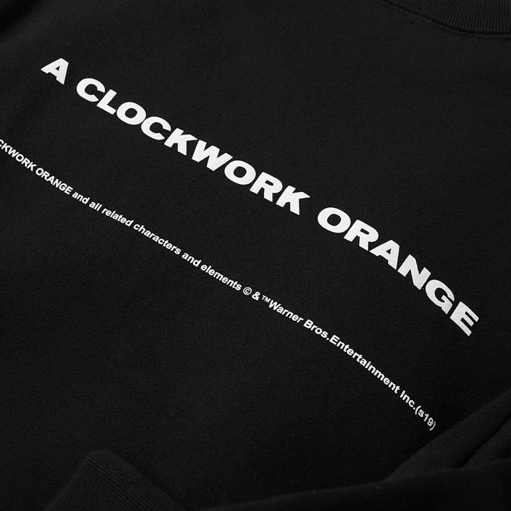Undercover x A Clockwork Orange Alex Crew Sweat - Black