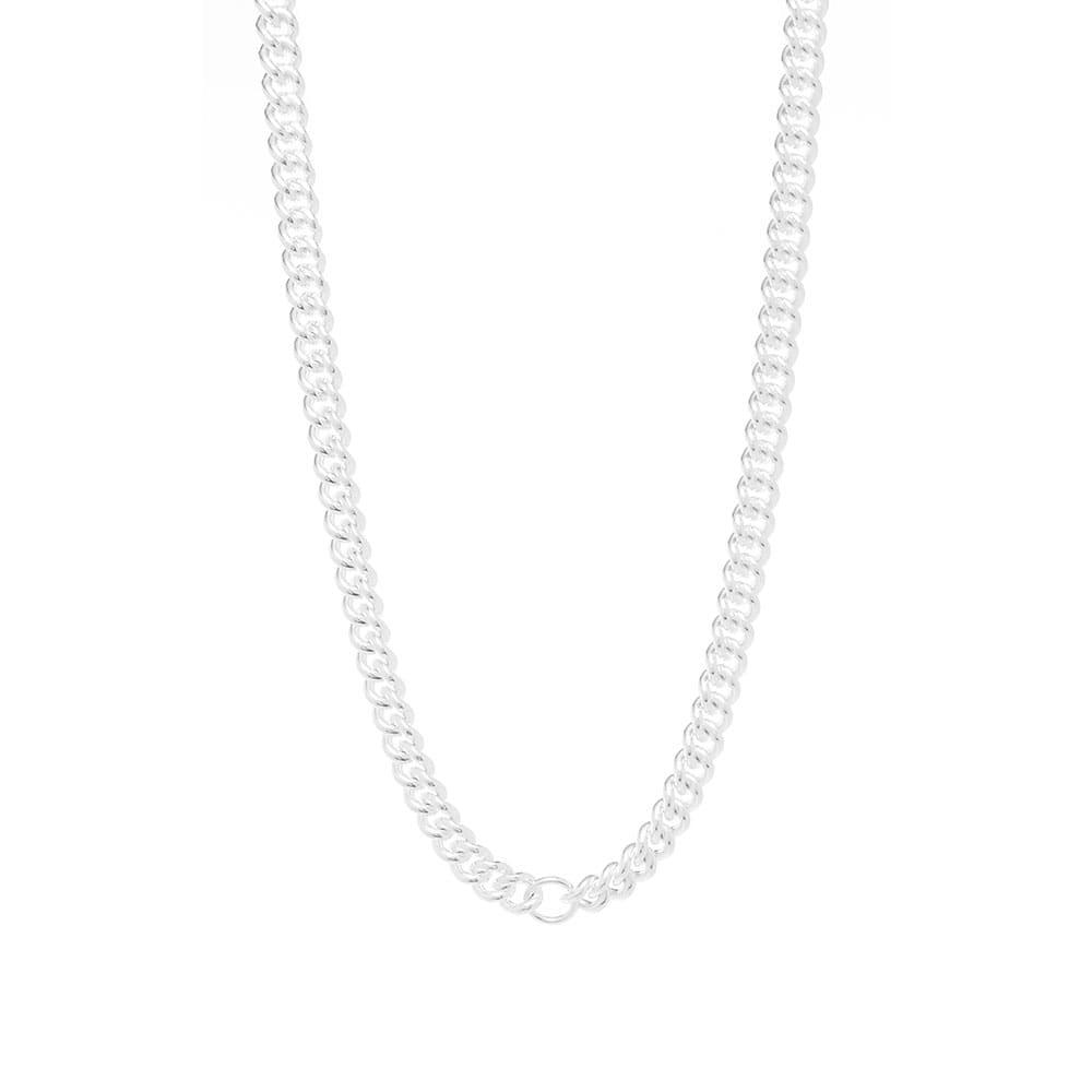 Hatton Labs Split Cuban Chain - 925 Sterling Silver