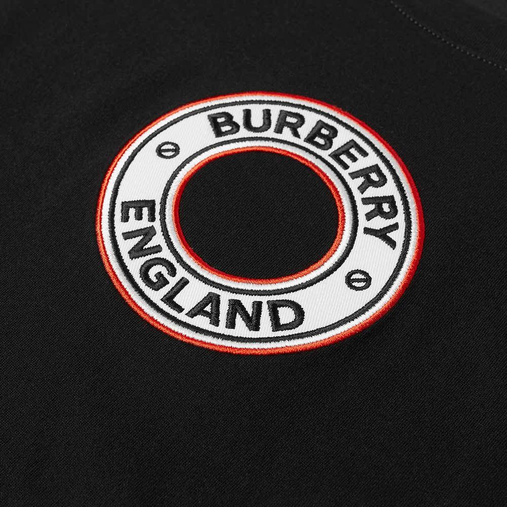 Burberry Archway Logo Tee - Black