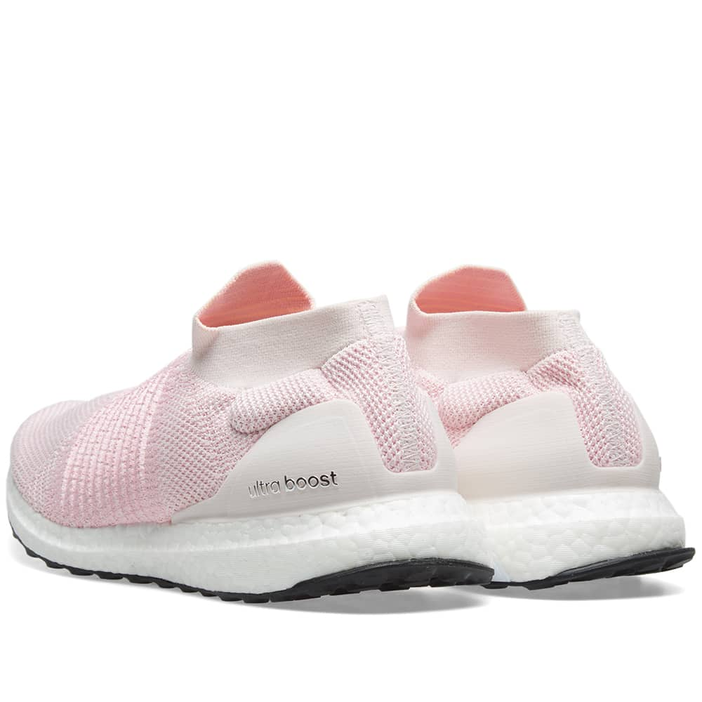 Adidas Ultra Boost Laceless W Orchid