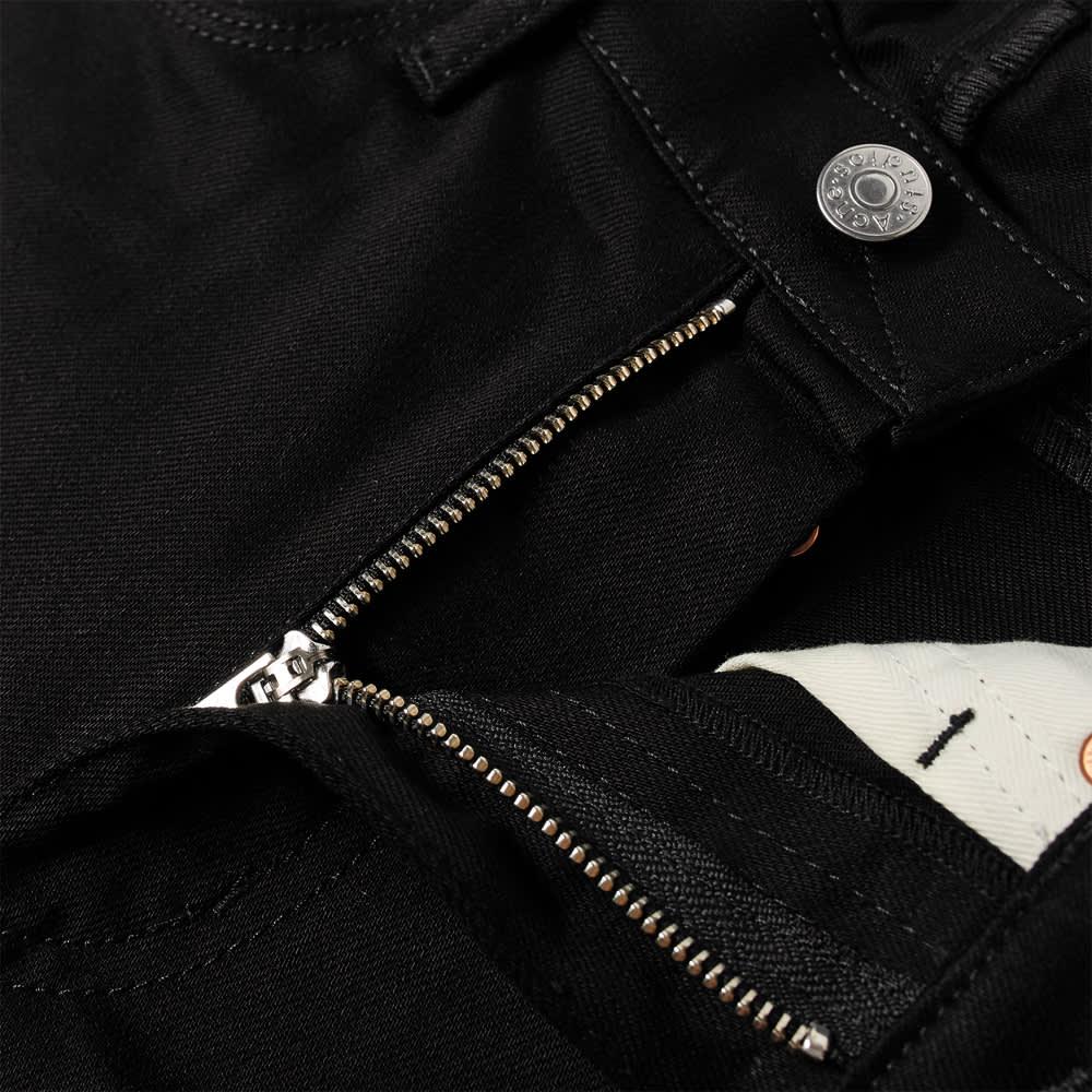 Acne Studios Max Slim Fit Jean - Stay Black