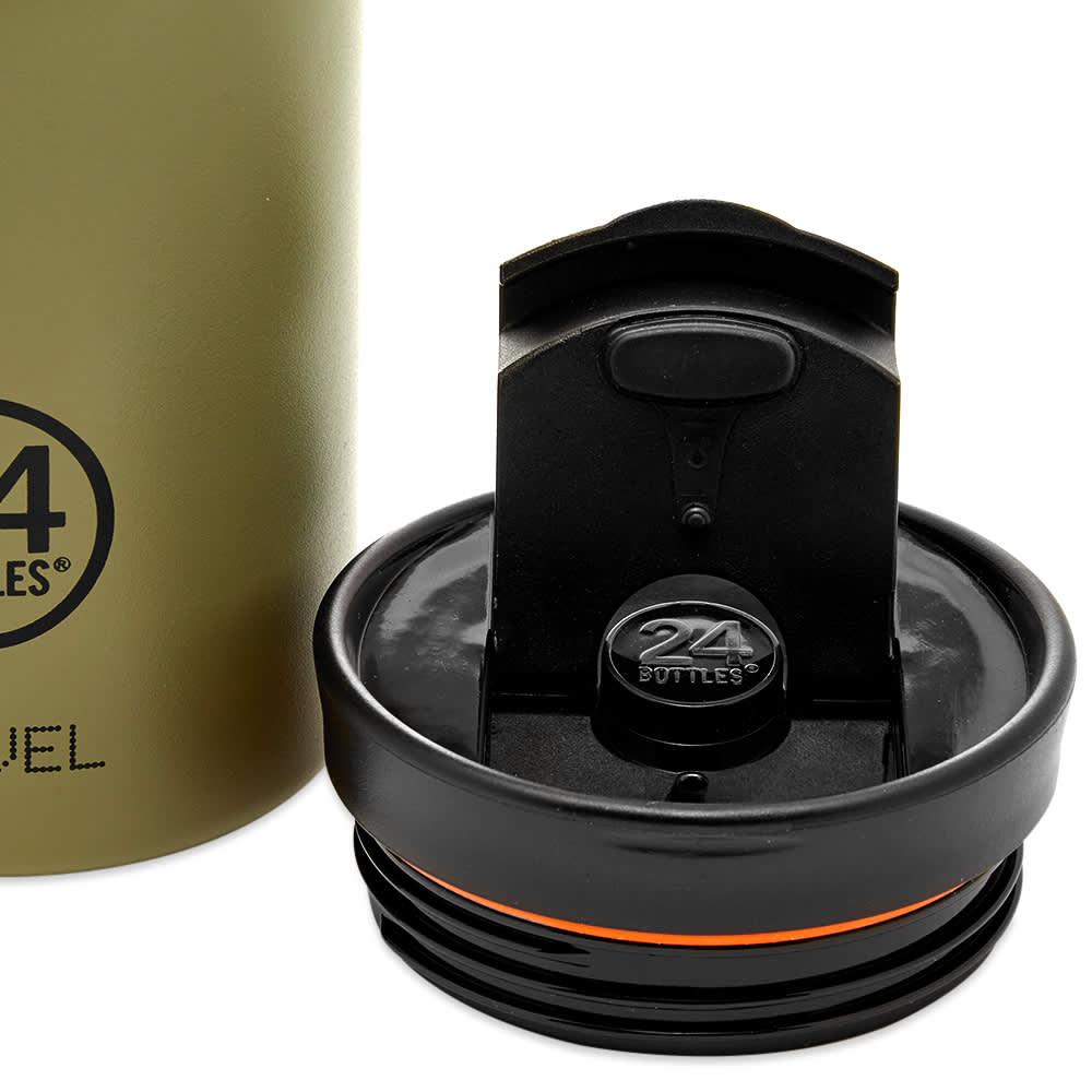 24 Bottles Travel Tumbler Insulated 350ml - Green