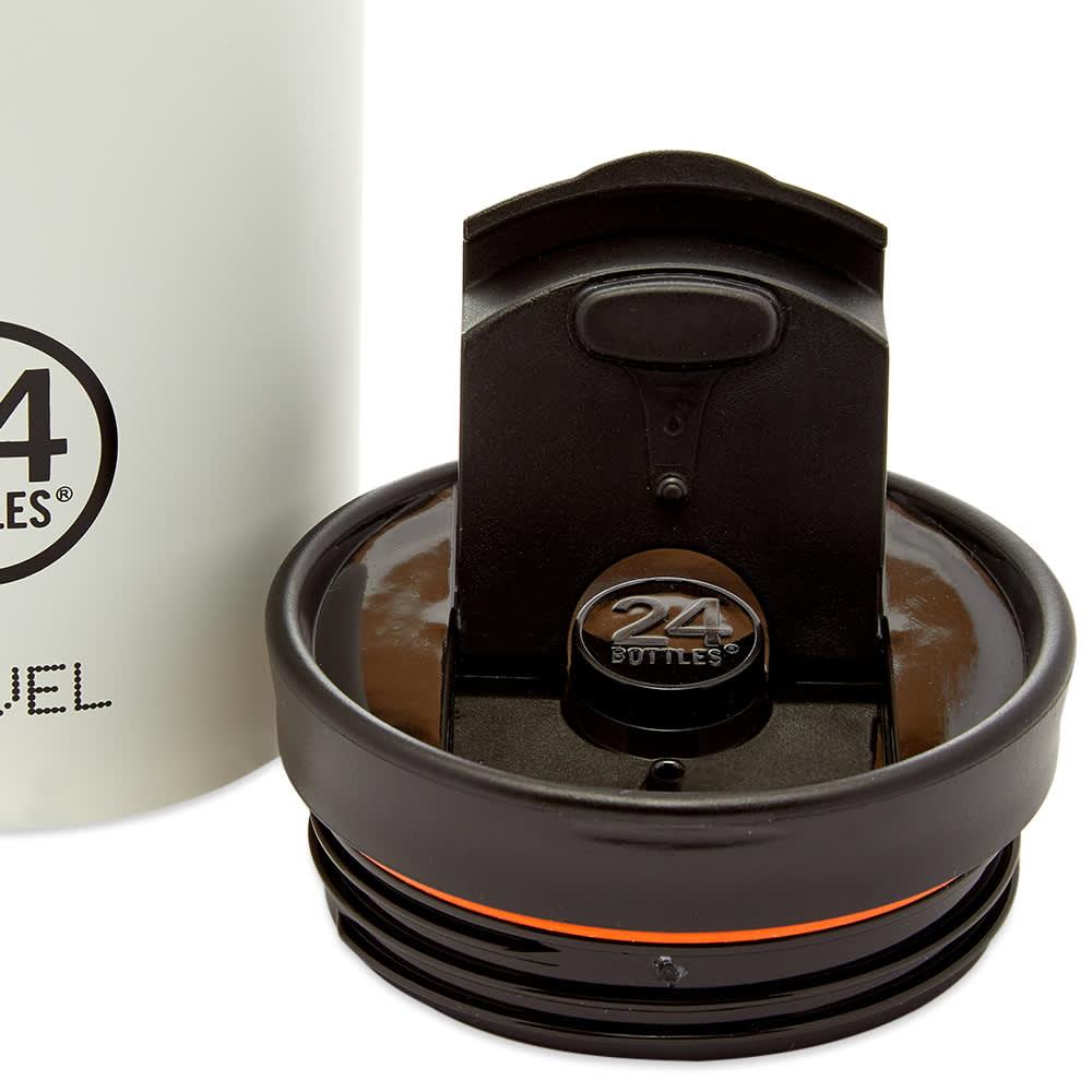 24 Bottles Travel Tumbler Insulated 350ml - White