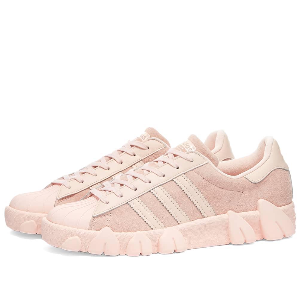 Adidas Consortium Superstar 80s AC W - Icey Pink & White
