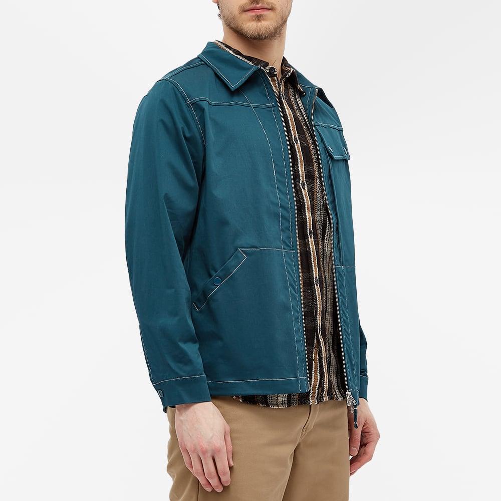 POP Trading Company Big Pocket Shirt - Dark Teal