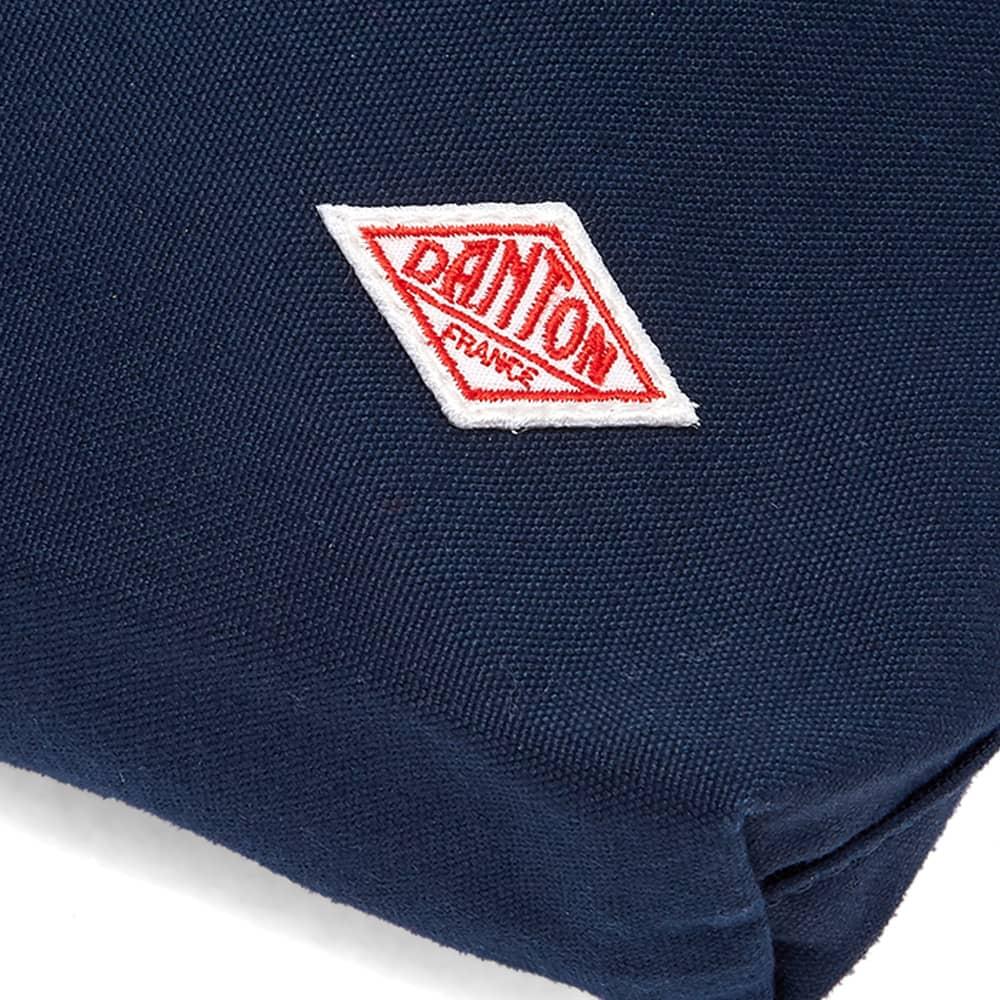 Danton Soachi Lightweight Cotton Bag - Navy