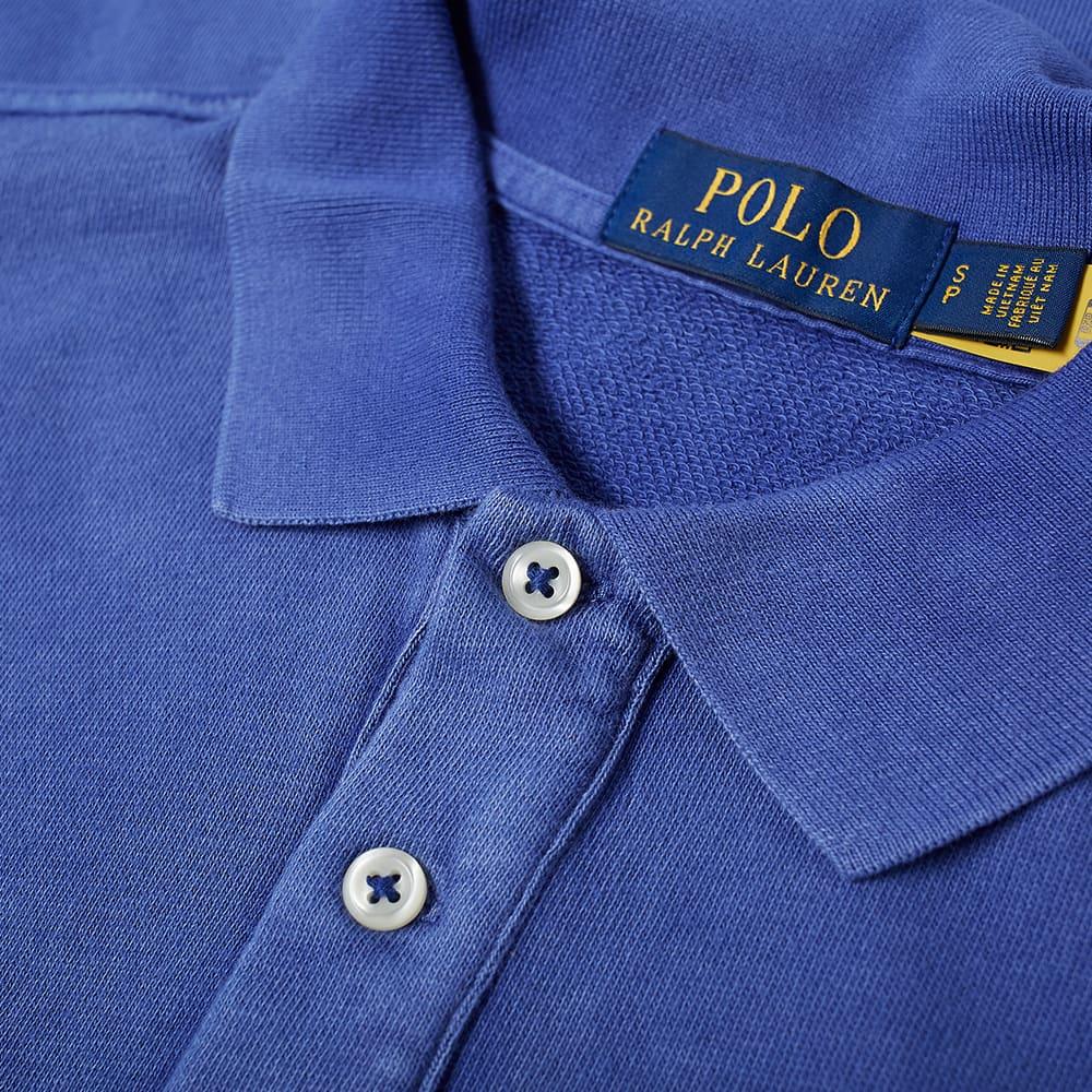 Polo Ralph Lauren Spa Terry Polo - BRIGHT NAVY