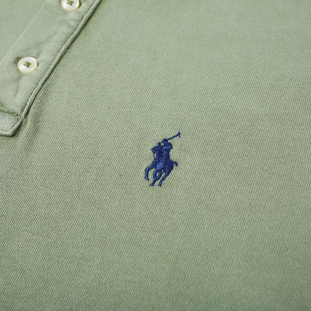 Polo Ralph Lauren Spa Terry Polo - CARGO GREEN