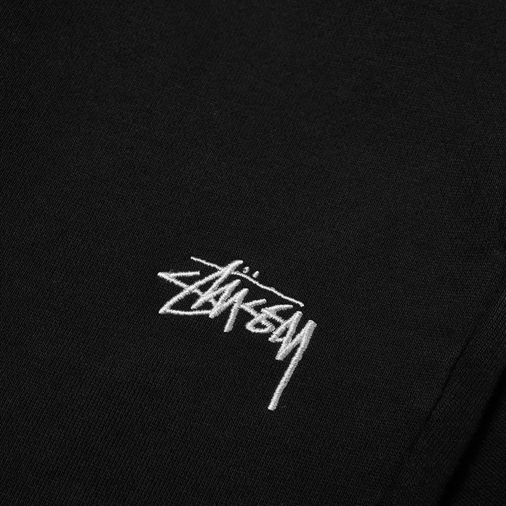 Stussy Stock Logo Pant - Black