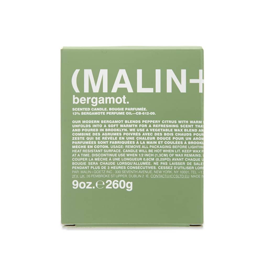 Malin + Goetz Table Candle - Bergamot 260g