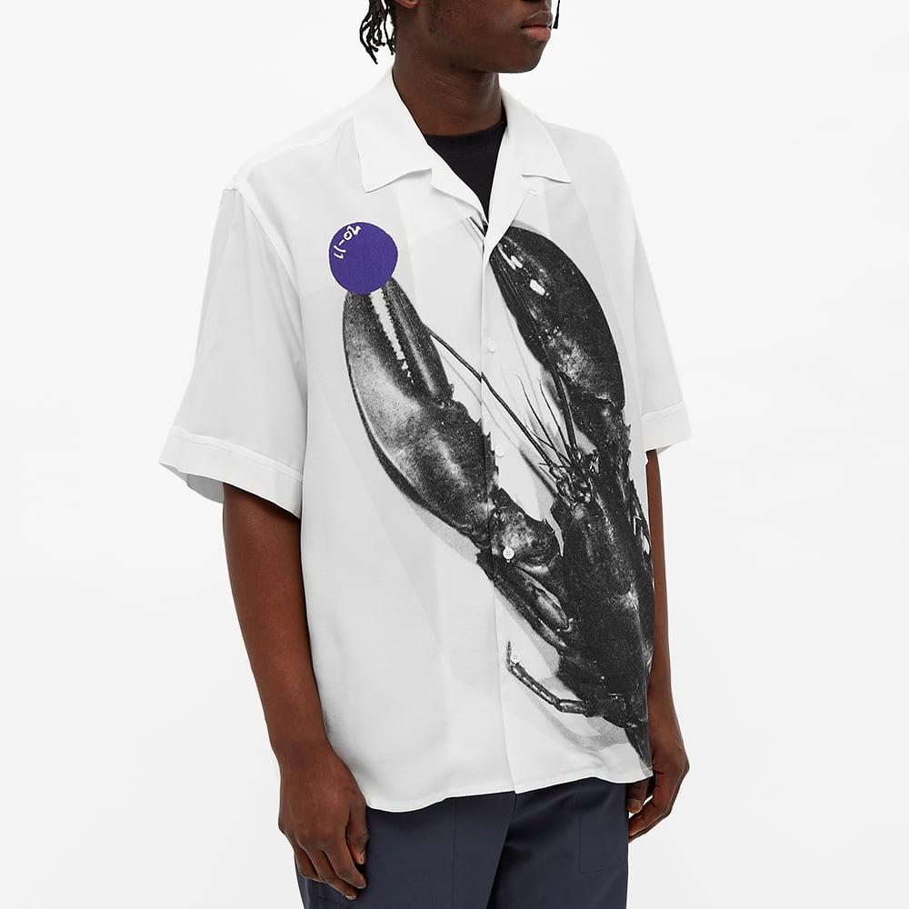 OAMC Lobster Shirt - White