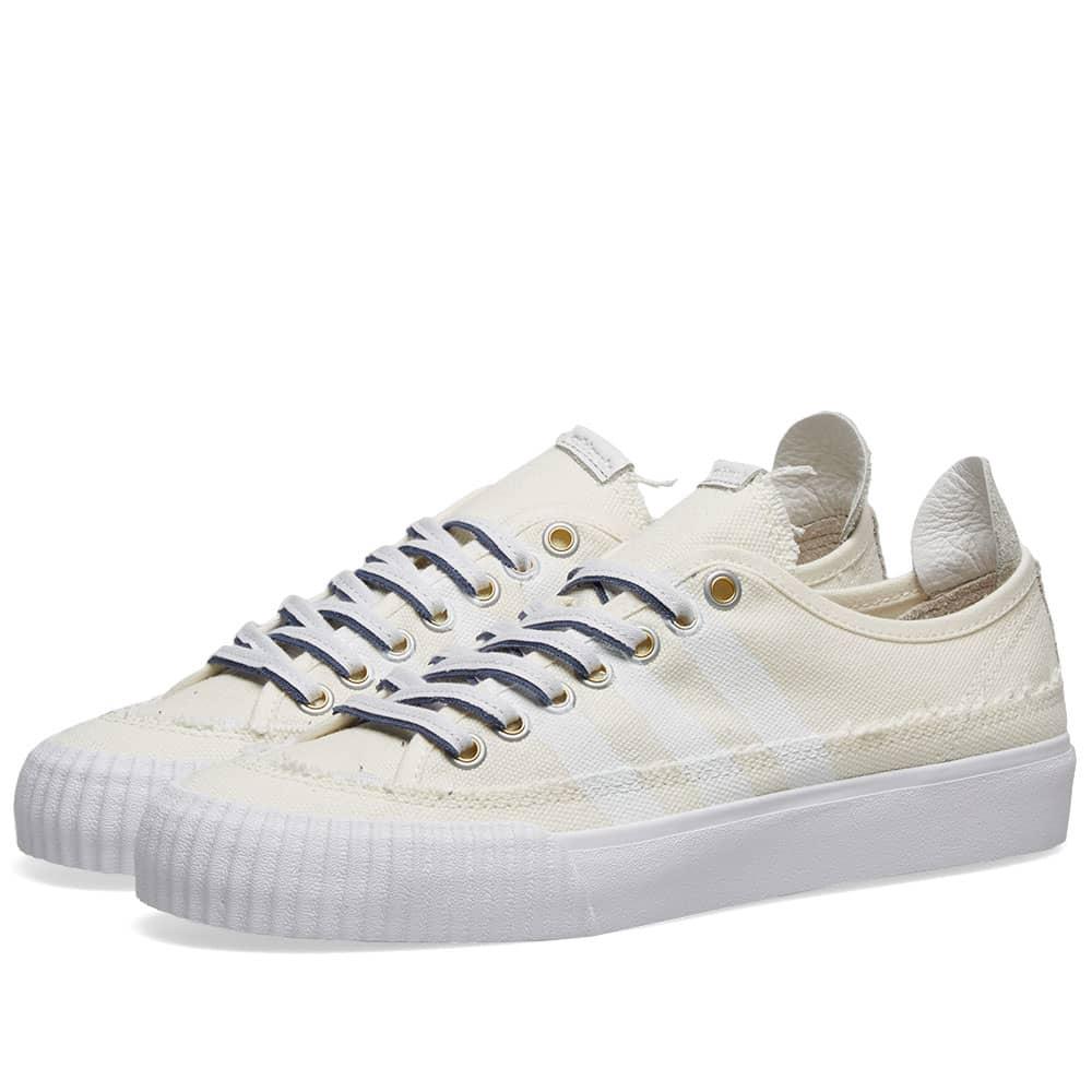 Adidas x Donald Glover NIzza Off White