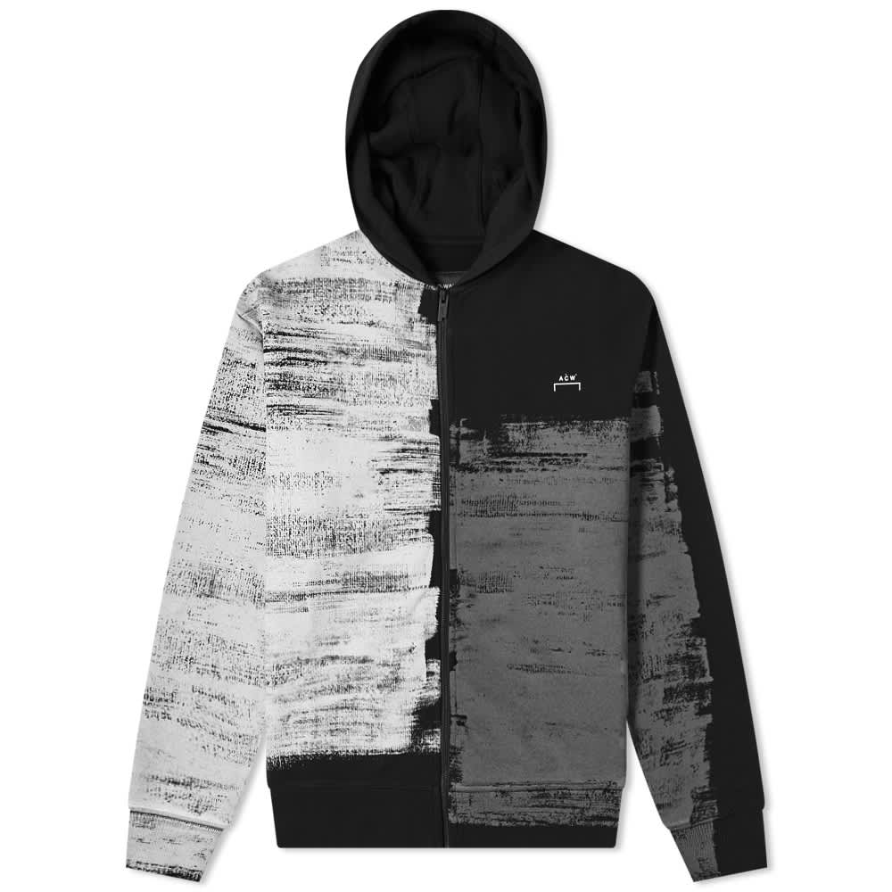 A-COLD-WALL* Brush Stroke Zip Hoody