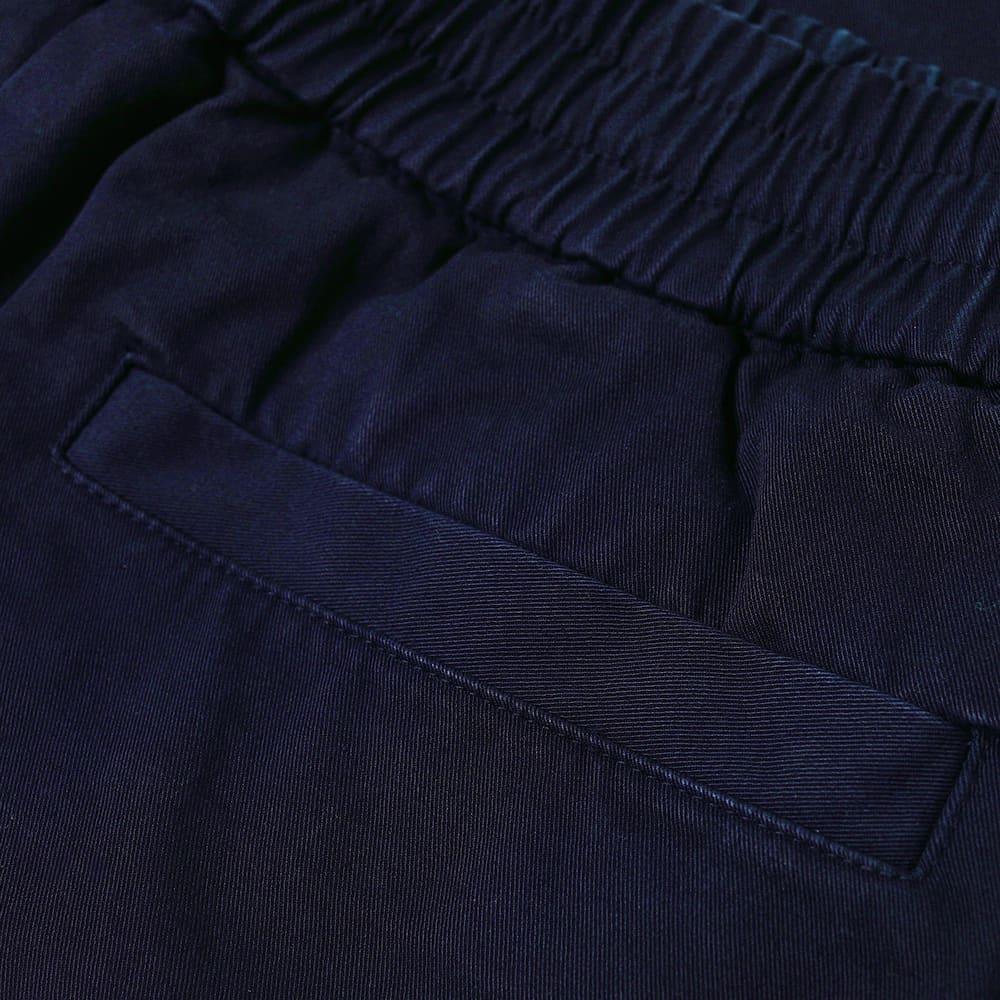 Acne Studios Randal Summer Cotton Twill Short - Navy