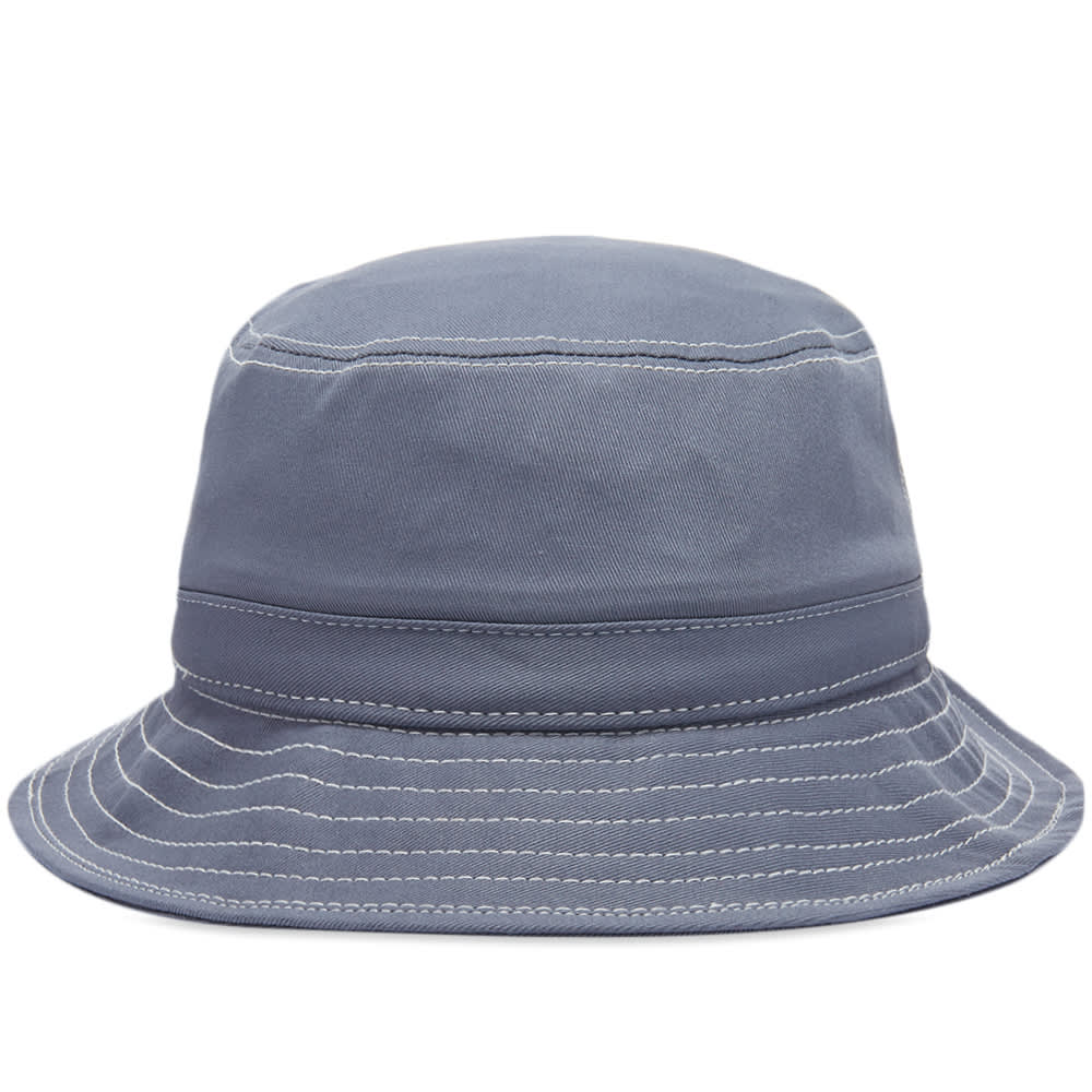 Corridor Organic Cotton Bucket Hat - Cool River