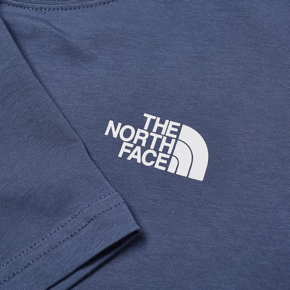 The North Face Simple Dome Tee - Indigo