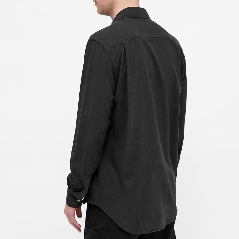Our Legacy Classic Shirt - Asphalt Grey Silk Oil