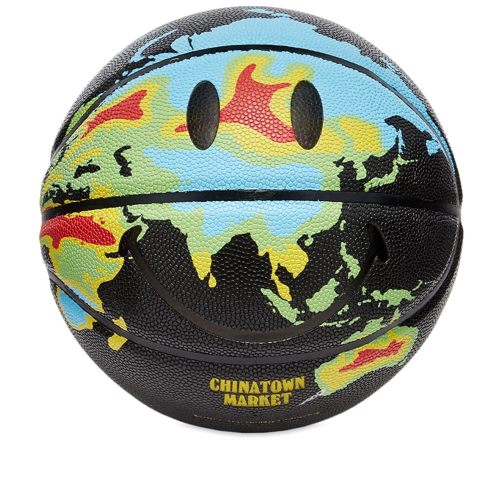 Chinatown Market Smiley Global Citizen Ball - Black
