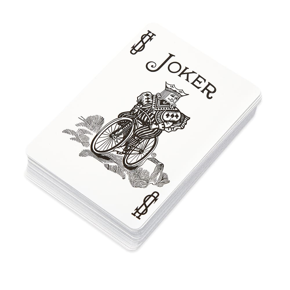FRESHTHINGS x Mark Gonzales x Medicom Bicycle Playing Cards - Yellow
