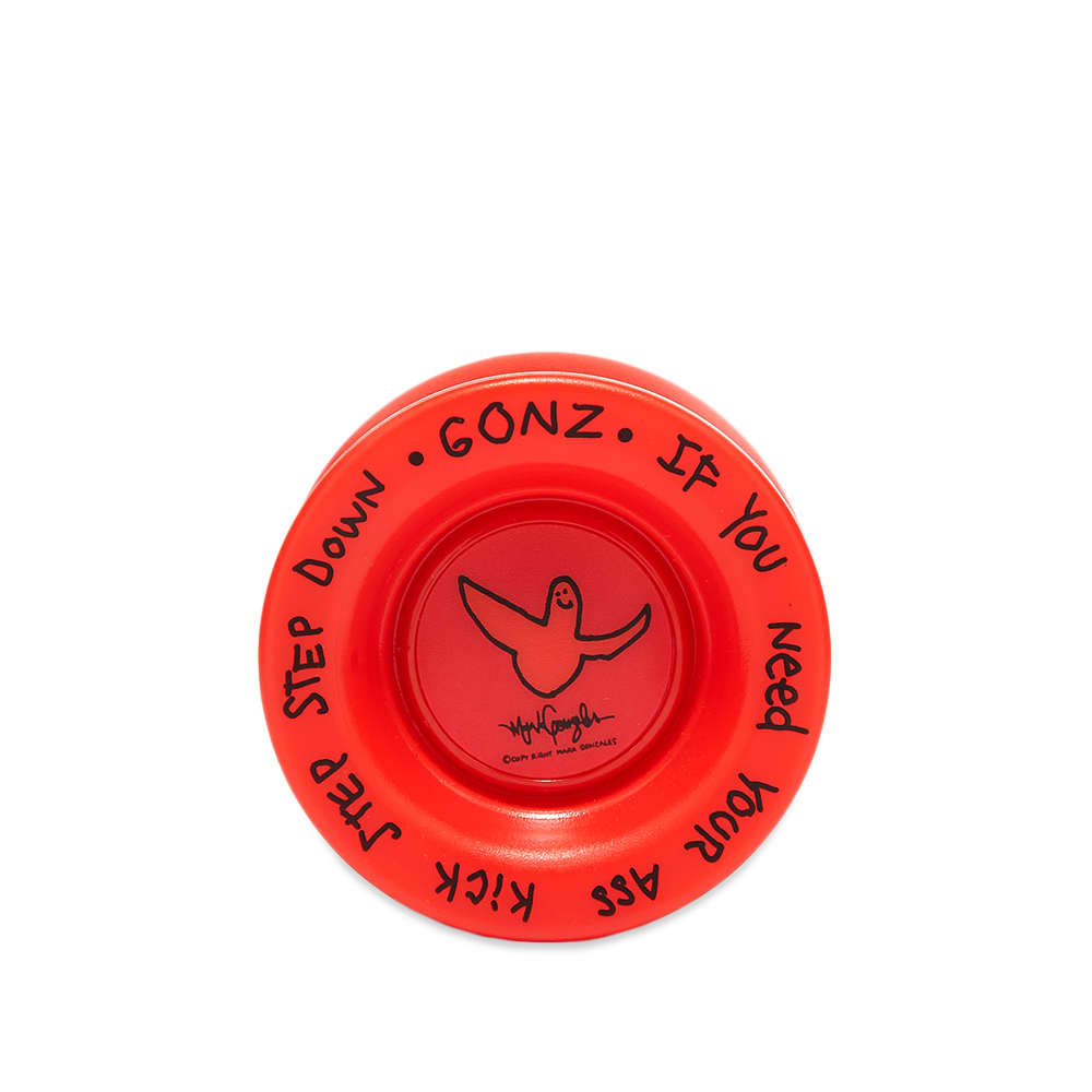 FRESHTHINGS x Mark Gonzales x Medicom Yoyo - Red