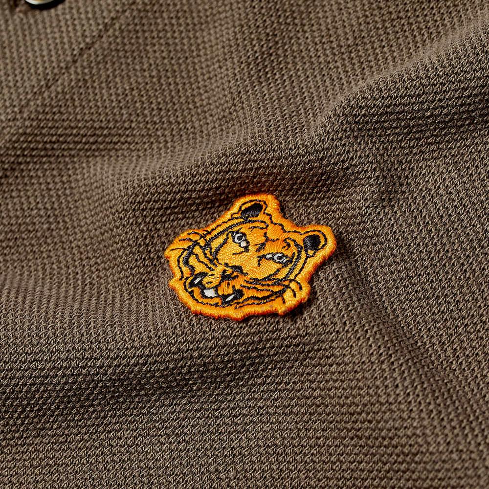Kenzo Tiger Crest Polo - Bronze