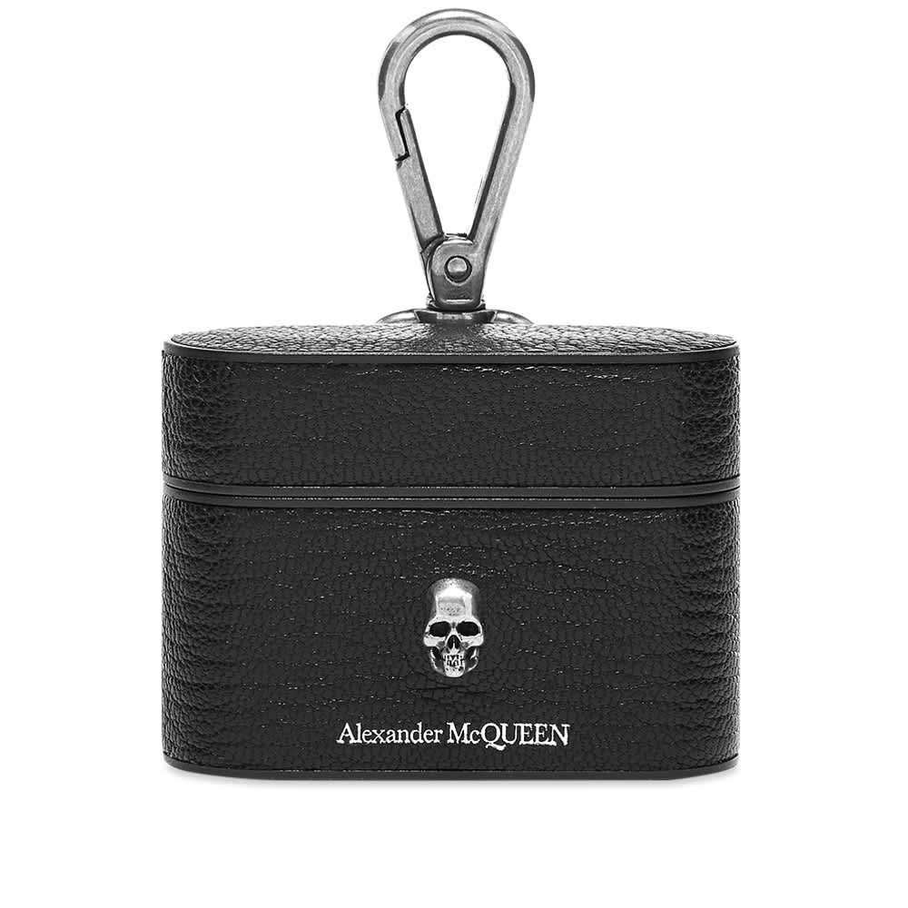 Alexander McQueen Airpod Pro Case - Black