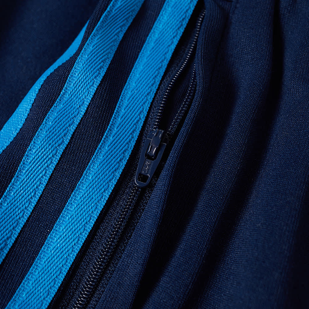 Adidas Palmeston Track Pant - Collegiate Navy & Bold Aqua