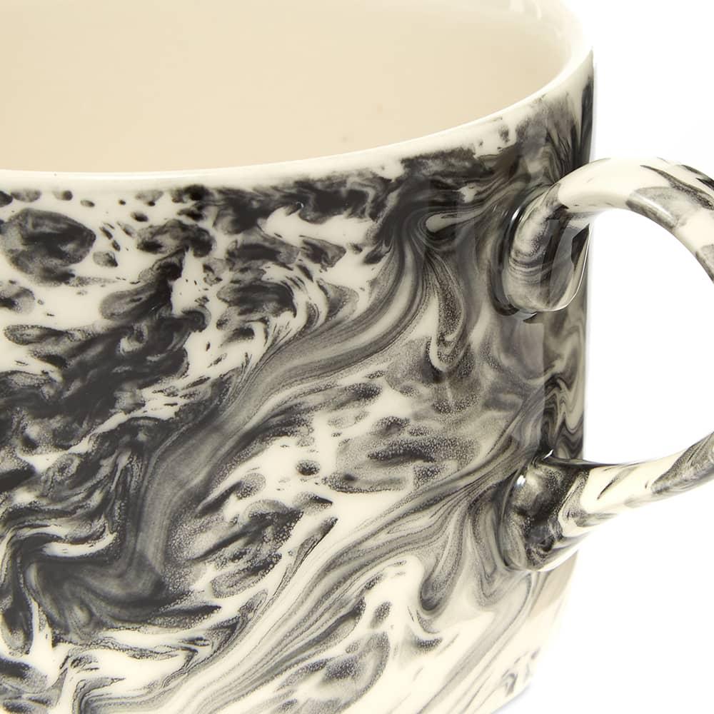 1882 x Queensbury Hunt Slick Additions Mug - Black & White