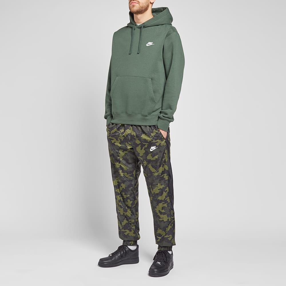 Nike Camo Woven Track Pant Legion Green & Black - END.