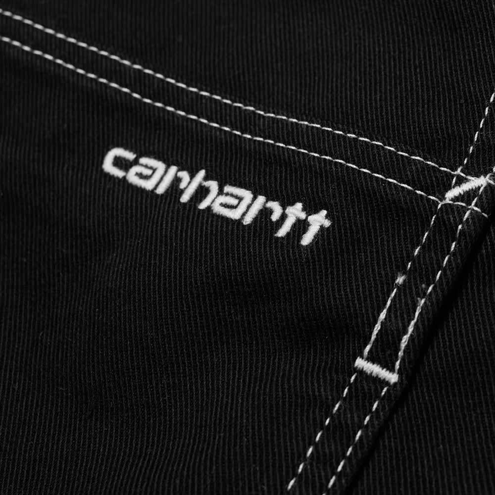 Carhartt WIP Double Front Jacket - Black
