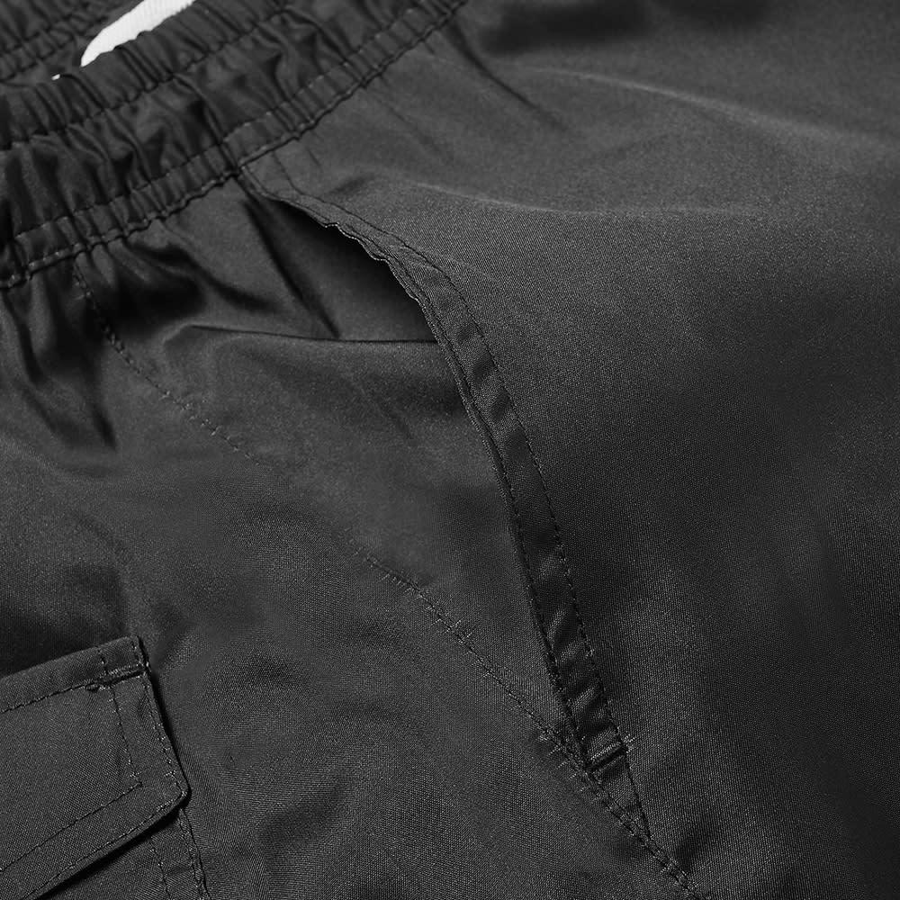 Maharishi Miltype Swim Shorts - Black