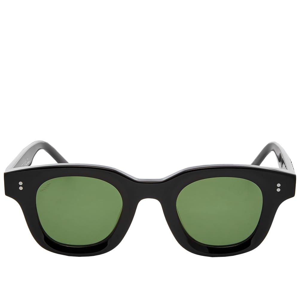 Akila x The Grateful Dead Apollo Sunglasses - Black & Green