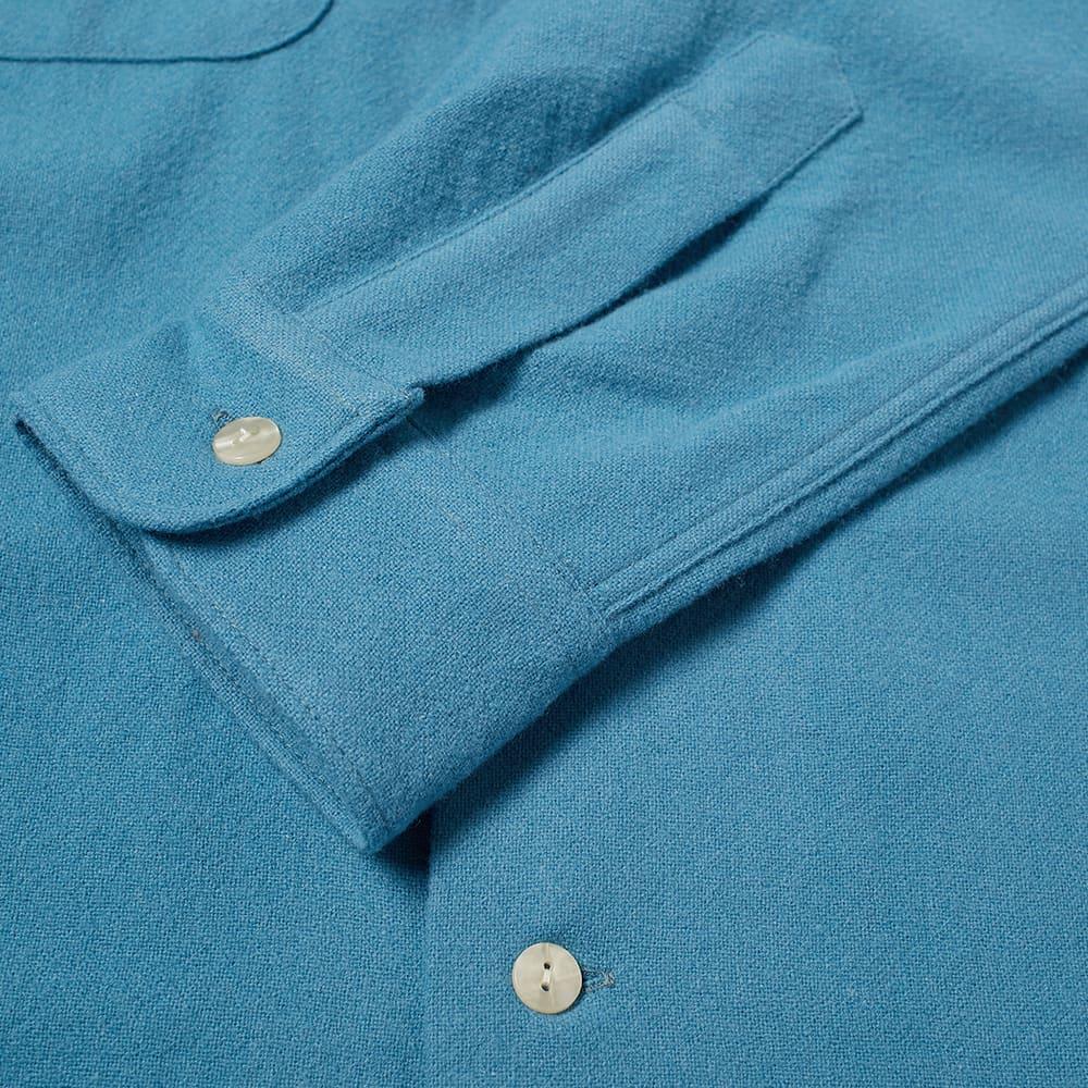 Levi's Vintage Clothing Pocket Overshirt - Blue Storm