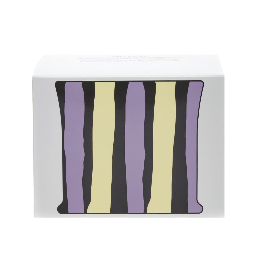 HAY Stripe Scented Candle - Fig Leaf