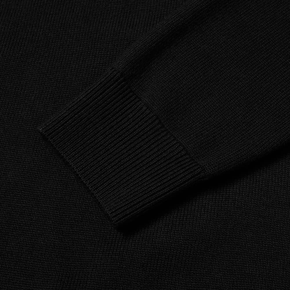 Kenzo Tiger Crest Knit Crew - Black