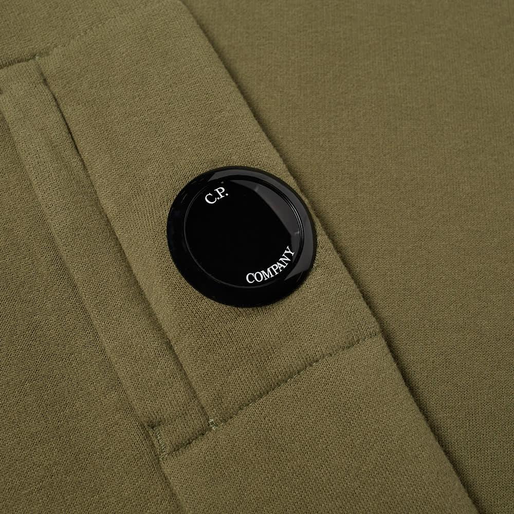 C.P. Company Undersixteen Arm Lens Popover Hoody - Stone Grey