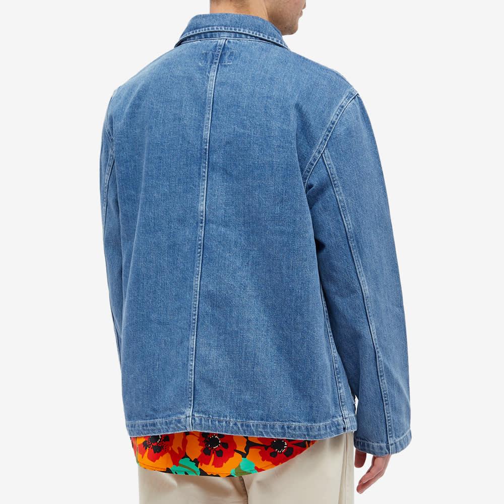 Stussy Denim Chore Jacket - Blue
