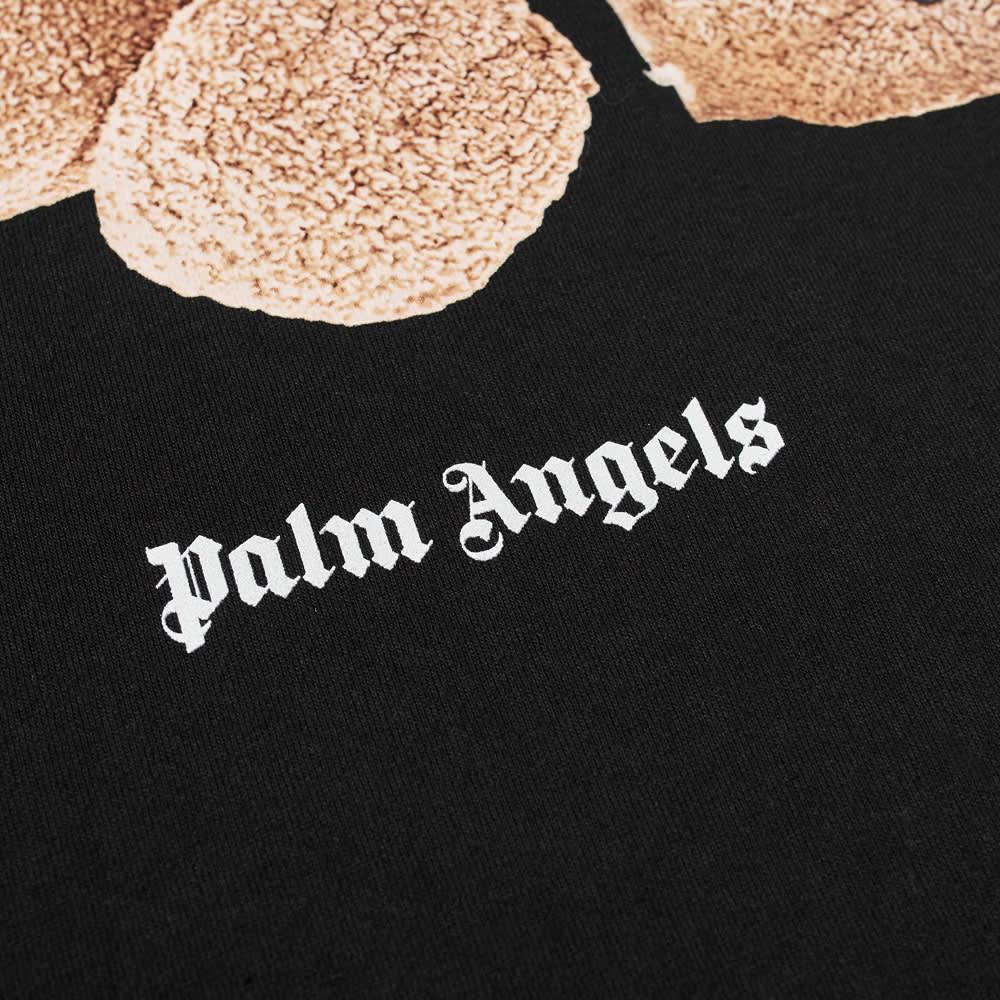 Palm Angels Kill The Bear Tee - Black & Brown