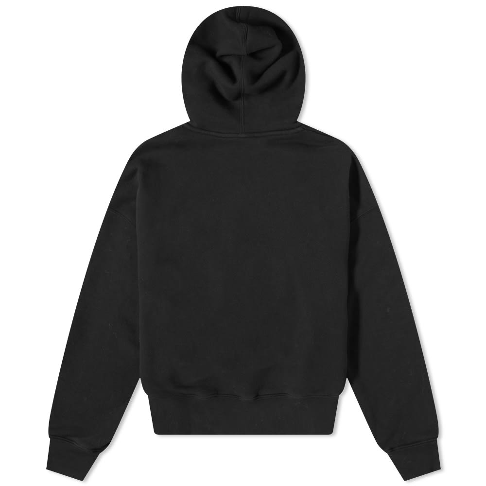 Palm Angels Kill The Bear Popover Hoody - Black & Brown