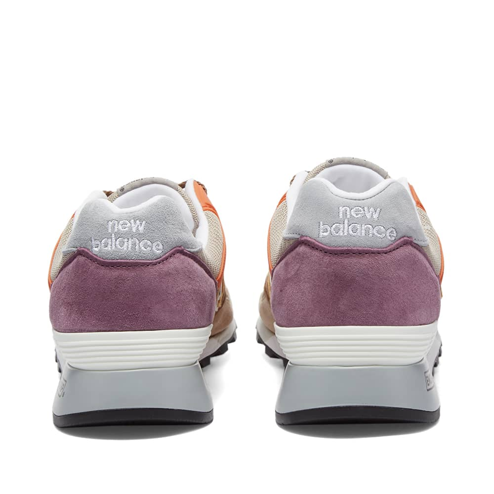 New Balance M577DS - Made in England - Brown & Orange