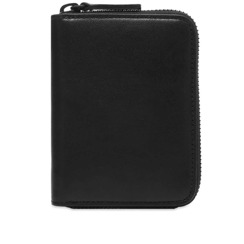 Common Projects Zip Coin Case - Black