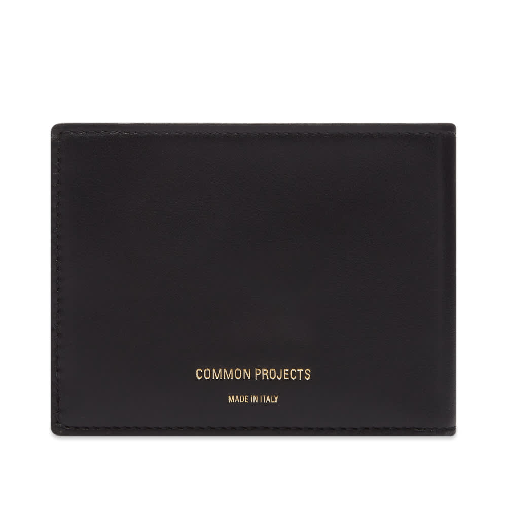 Common Projects Standard Wallet - Black