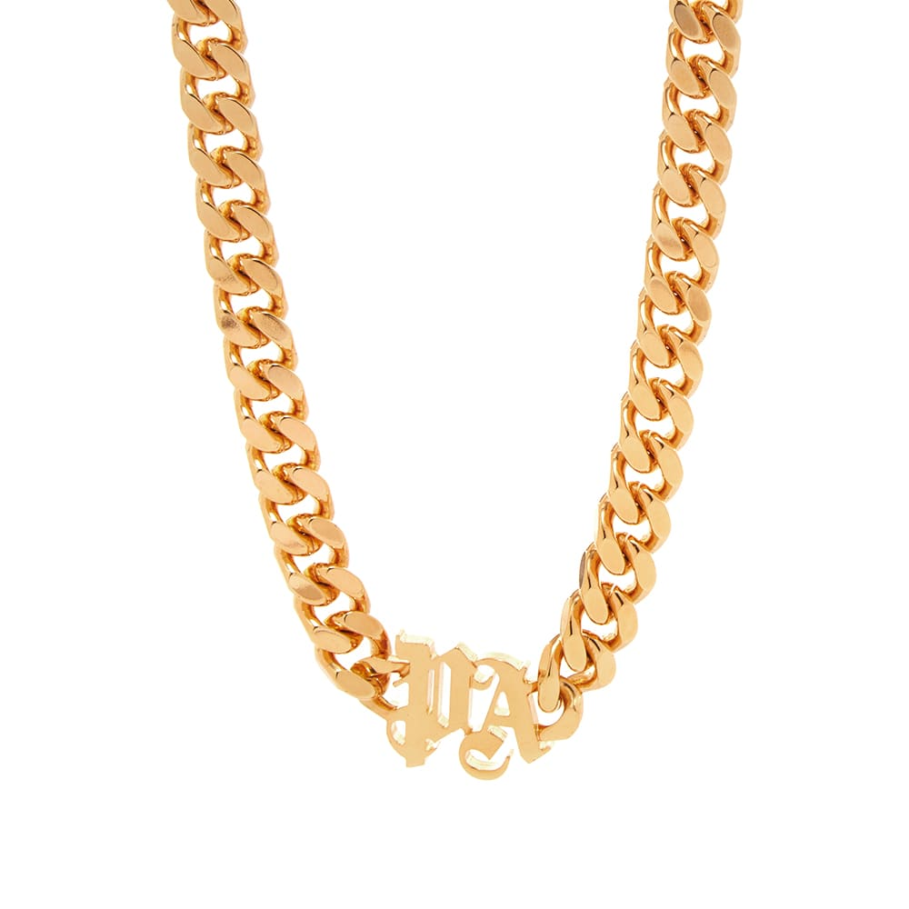 Palm Angels Chain Necklace - Gold