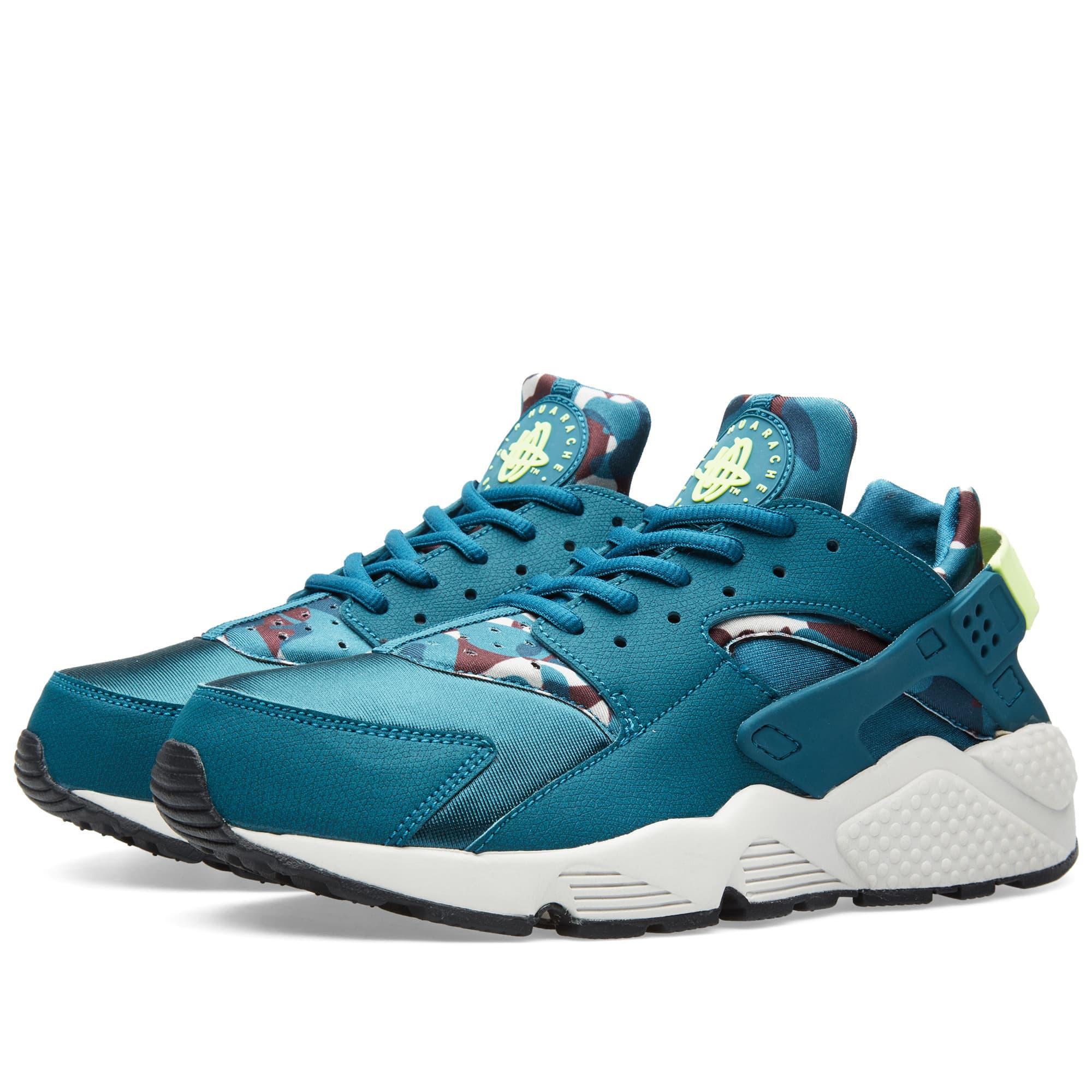 Nike W Air Huarache Run Print Teal