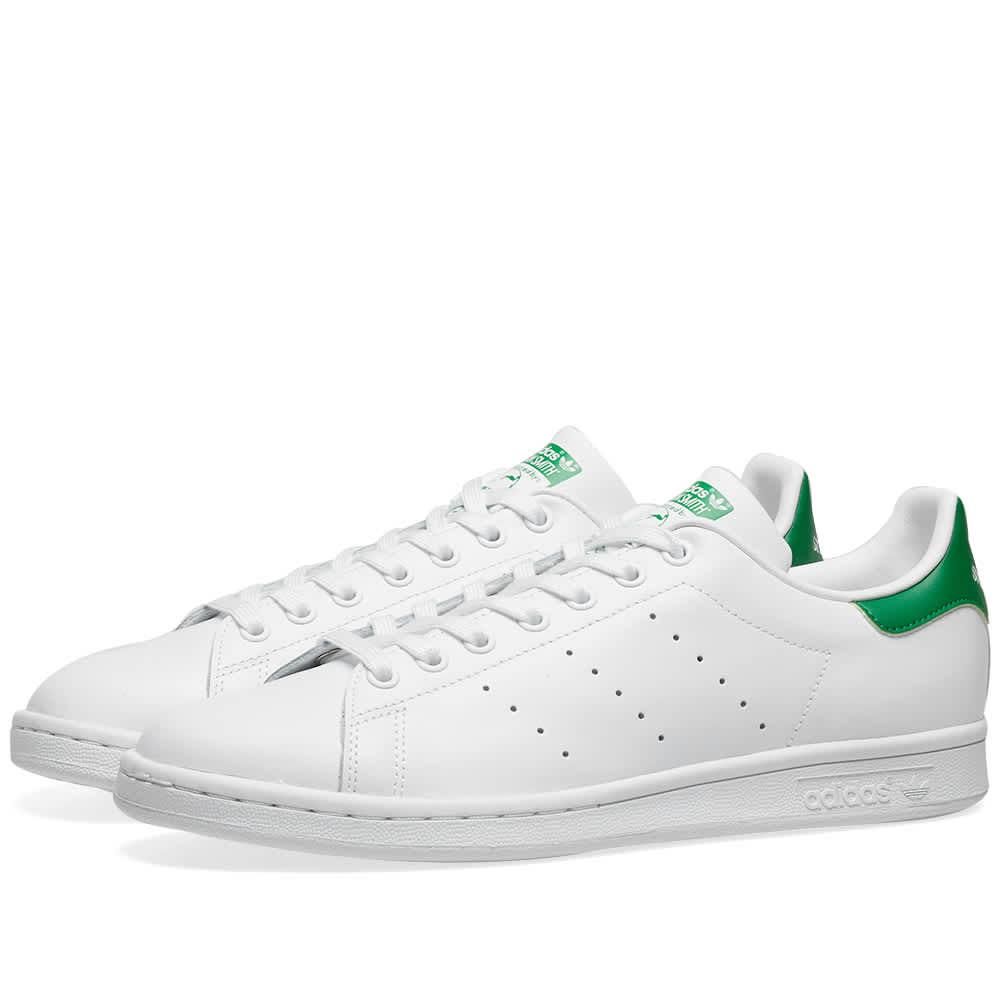 Adidas Stan Smith - Running White & Fairway