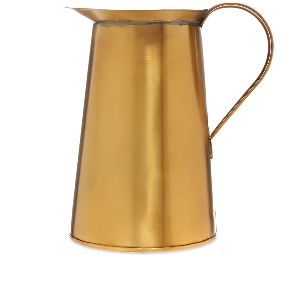 Puebco Brass Water Jug - Large - Brass