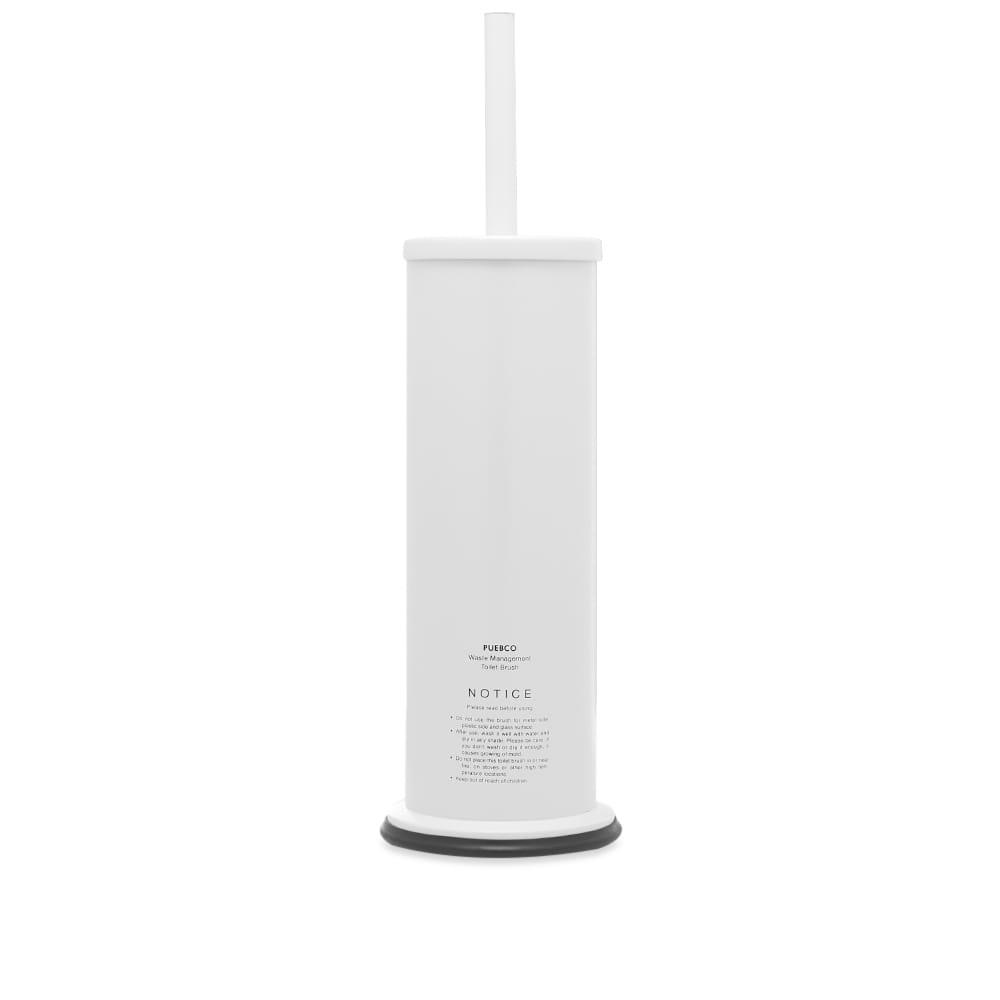 Puebco Toilet Brush - White